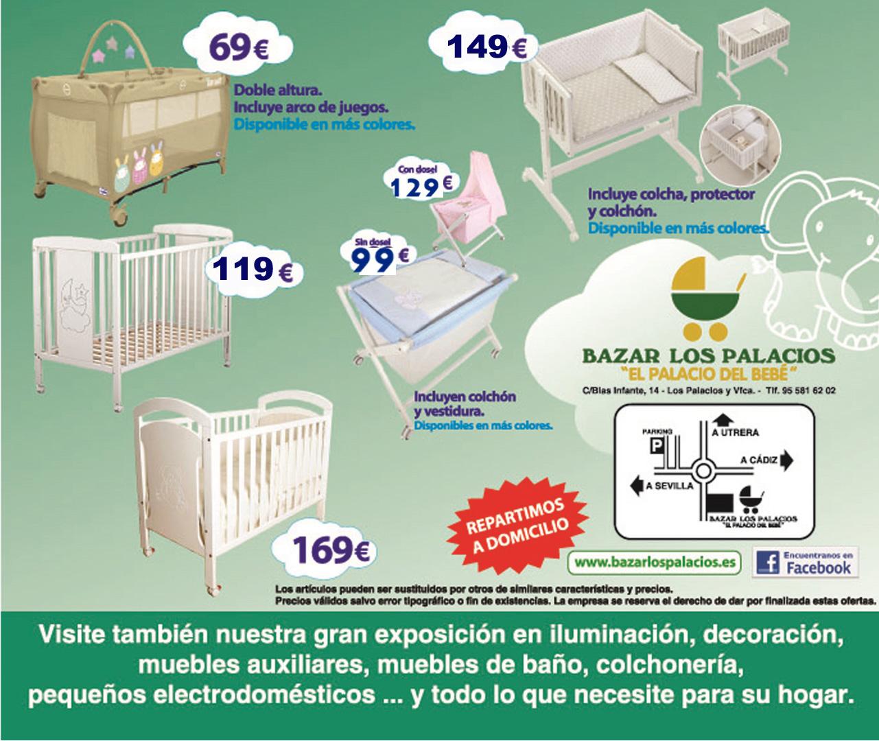 Bazar los palacios el palacio del beb el palacio del beb - El palacio del bebe ...